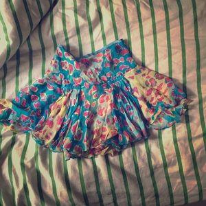Diane von Furstenberg Dresses & Skirts - Silk Diane Von Furstenberg skirt