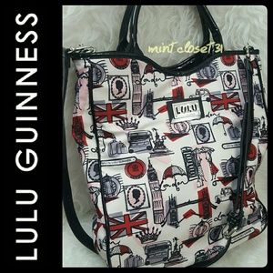 Lulu Handbags - LULU By Lulu Guinness Crossbody Tote