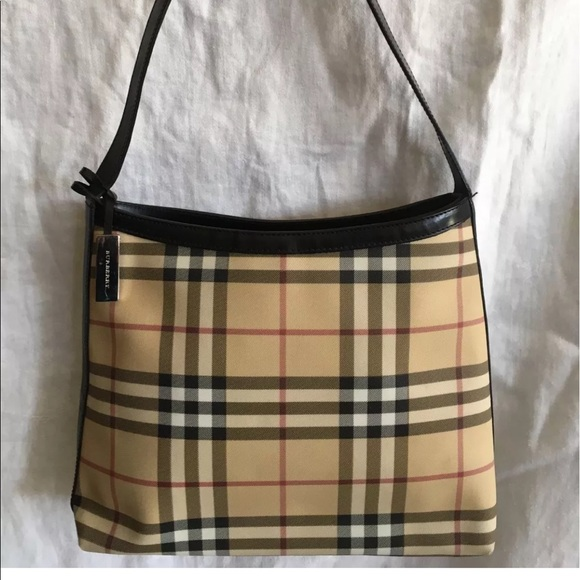 77% off Burberry Handbags - Authentic Burberry London bag ...