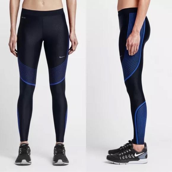 The Running Nike Speed Power Tights NWT Women's ynNOvm80w