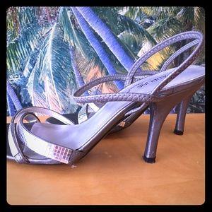 Madeline Stuart Shoes - 🛍BIG SALE🛍 Madeline Stuart Silver 👠 high hills