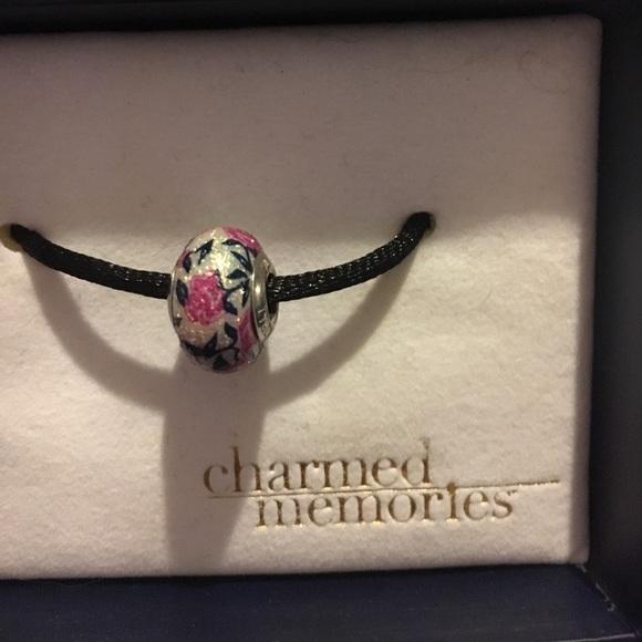 Beautiful Charmed Memories Bead