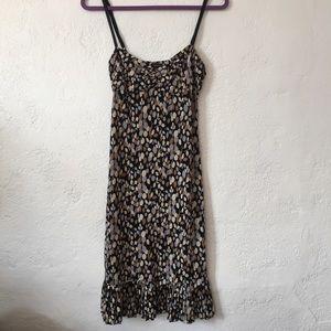 BCBGMaxAzria Dresses & Skirts - ⚡️FLASH SALE⚡️ BCBG Floral Dress With Pleats