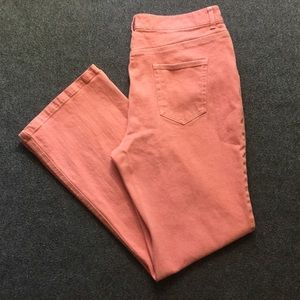 Crazy Horse Denim - Crazy Horse Womens Jeans Size 14 Pink EUC