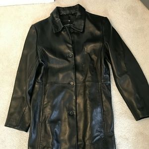 Andrew Marc Jackets & Blazers - ANDREW MARC LEATHER JACKET