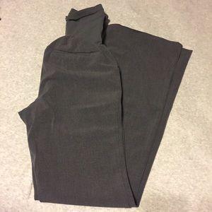 Motherhood Maternity Pants - Gray maternity dress pants