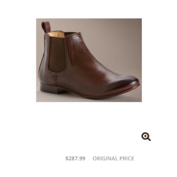 67 frye shoes frye jillian chelsea boot brown