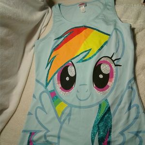 My Little Pony Tops - My little pony tank top