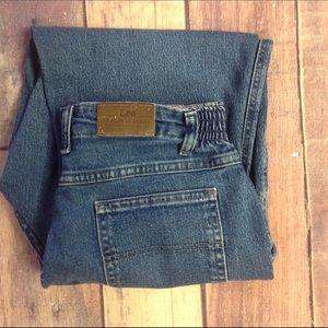 Lee Cropped Capri Plus Size Jeans Size 12