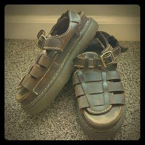*Final Sale*Vintage Leather Sandals