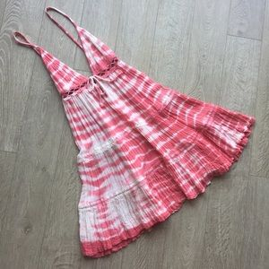Jen's Pirate Booty Dresses & Skirts - NWT Jen's Pirate Booty Evangeline Tie Dye Dress S