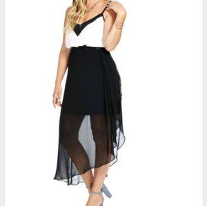 City Chic Dresses & Skirts - Layered Frill Skirt (Plus Size )