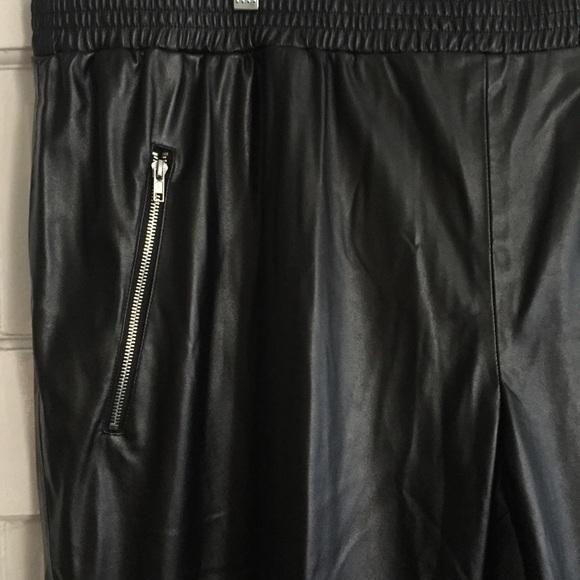 Eloquii Pants - Faux Leather Pants
