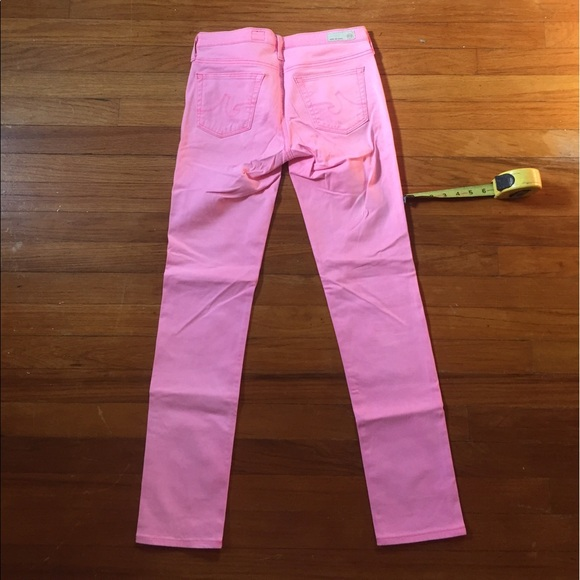 ag adriano goldschmied sale ag bubblegum skinny jeans size 26r from maggie 39 s closet on. Black Bedroom Furniture Sets. Home Design Ideas