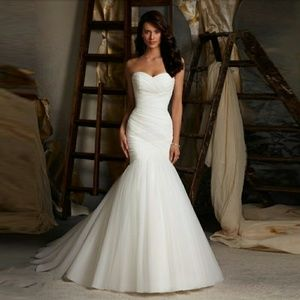Dresses & Skirts - 🎺 SALE Mermiad Bridal Gown Wedding Dress