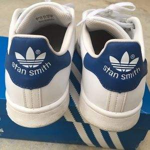 Adidas Shoes - Stan Smith Adidas (blue)