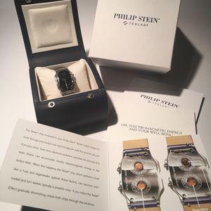 Philip Stein Teslar Accessories - Philip Stein Teslar watch