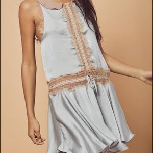 For Love & Lemons Skivvies Soliana nightie