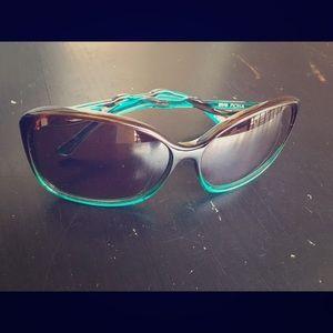 SPY Accessories - Spy Optic Mint Chip Fade Boho Fiona Sunglasses