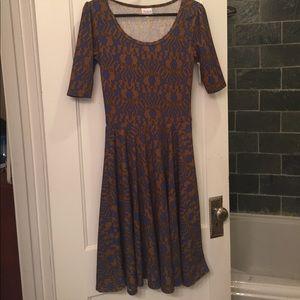 New with tags. LulaRoe dress