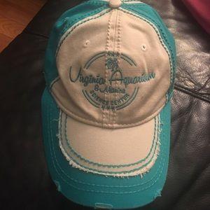 Virginia aquarium and marine science center hat