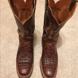 Lucchese Shoes - Lucchese Cowboy boots