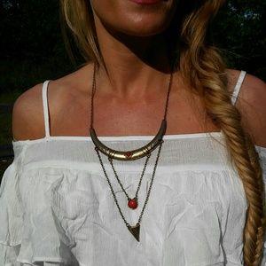 Boho Stylin' necklace