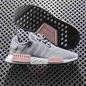 Last one • New Adidas NMD R1 Clear Onyx Grey