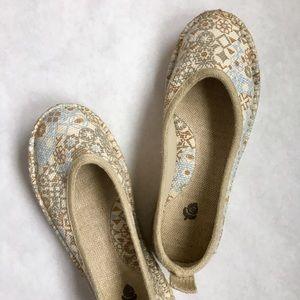 Acorn Shoes - NWOT Espadrille ballet flats