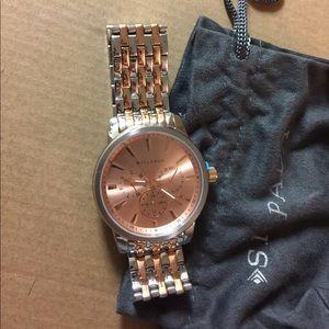 75 off Silpada Jewelry Silpada At First Blush Rose Gold Link