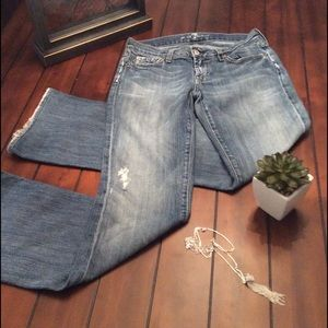 7 For All Mankind Denim - 7 for all Man Kind Women's Bootcut Jeans