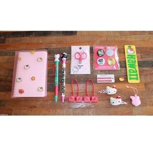 Hello Kitty Jewelry - 😻 Bundle-16 Hello Kitty Three Apples Accessories