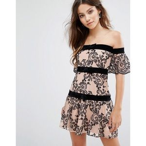For Love and Lemons Clemence Dress