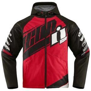 Icon merc motorcycle jacket