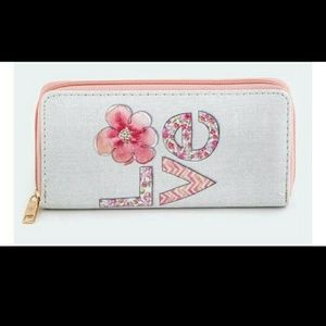 Handbags - *offers accepted* LOVE wallet