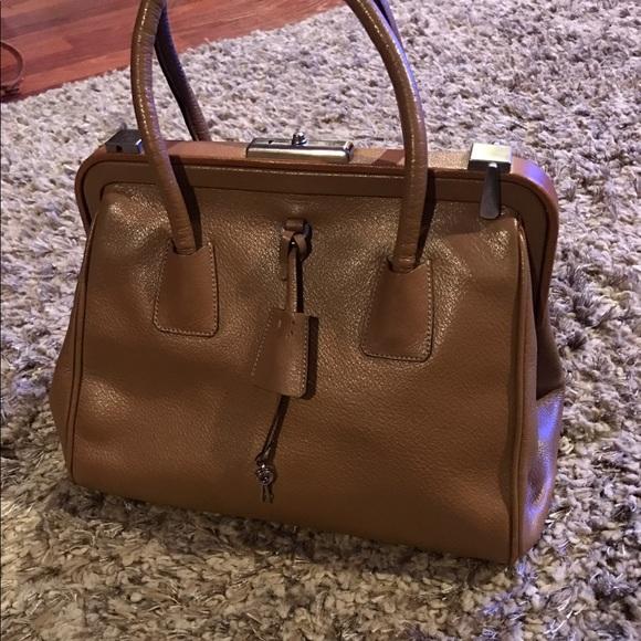 5a7f62d3d612f1 Prada Vintage Madras Cerniera Doctor bag handbag. M_590ea8195a49d0529d09dd35