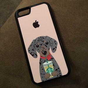 OtterBox Other - Protective hard case/ dapple dachshund