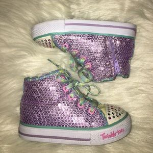 Skechers Other - Skechers Toddler Twinkle Toes - 8