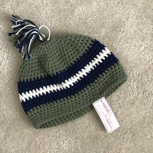 Other - New Boutique Sarahs Kiddles crocheted winter hat