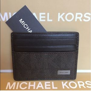 Michael Kors Other - 🆕✂️SALE! MICHAEL KORS NEW CARD/CASH WALLET 💯AUTH