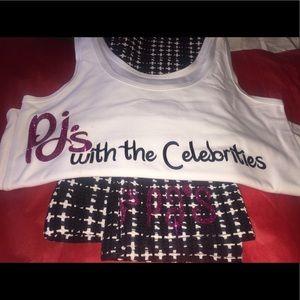 Other - Pj s with the celebrities customize pajamas