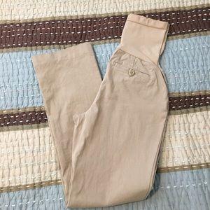 Motherhood Maternity Khaki Dress Pants
