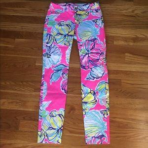 ❗️SALE❗️$148 Lilly pulitzer pants sz 00