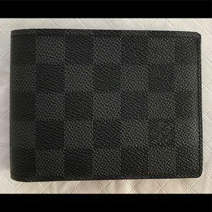 Authentic Louis Vuitton Men's Wallet