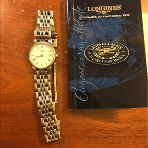 Longines Accessories - Longines Women's Flagship Watch