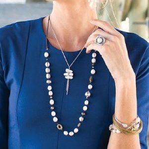 Silpada Jewelry - Organic Trio Necklace ✨