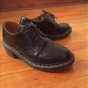 Dr. Martens Shoes - dr martens medium heel ankle boots