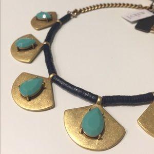 J. Crew Jewelry - J. CREW Tribal Statement Necklace