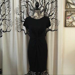 Three Dots Dresses & Skirts - NWOT Three Dots Twist Front Dress SZ S