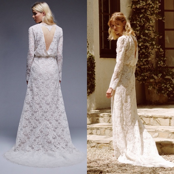 2e8c7f723f42 Free People X Stone Cold Fox Chloe Gown